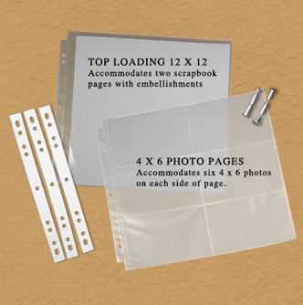 photo album accessories