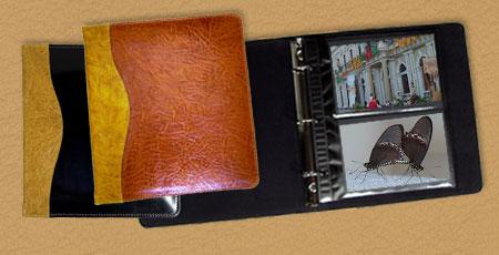 4x6 leather photo album