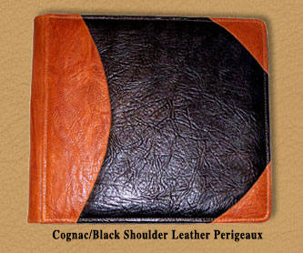 handmade leather photo albums