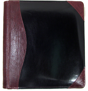 8.5 x 11 Leather Photo Album