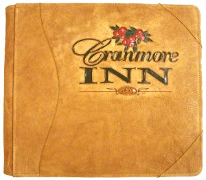 GUEST BOOK FOR INNS AND BED AND BREAKFASTS