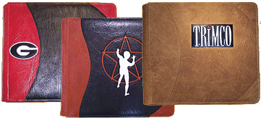 personalized leather photo albums and guest books