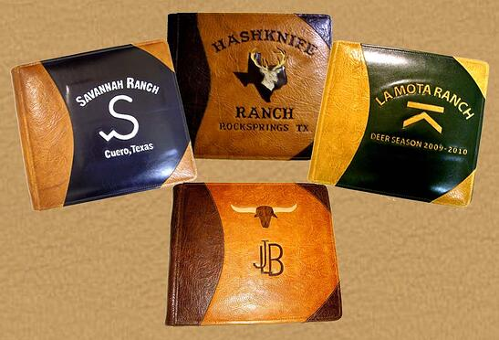 ranch guest books