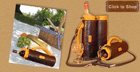 handmade leather photo