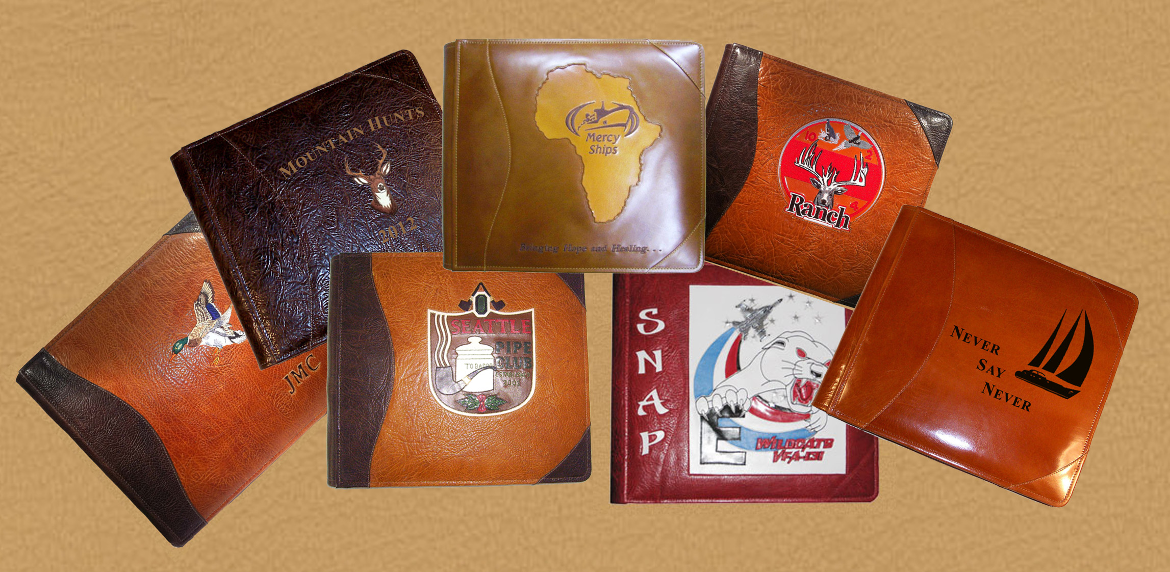personalized custom photo albums