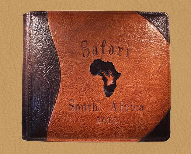 Safari Hunting Photo Album