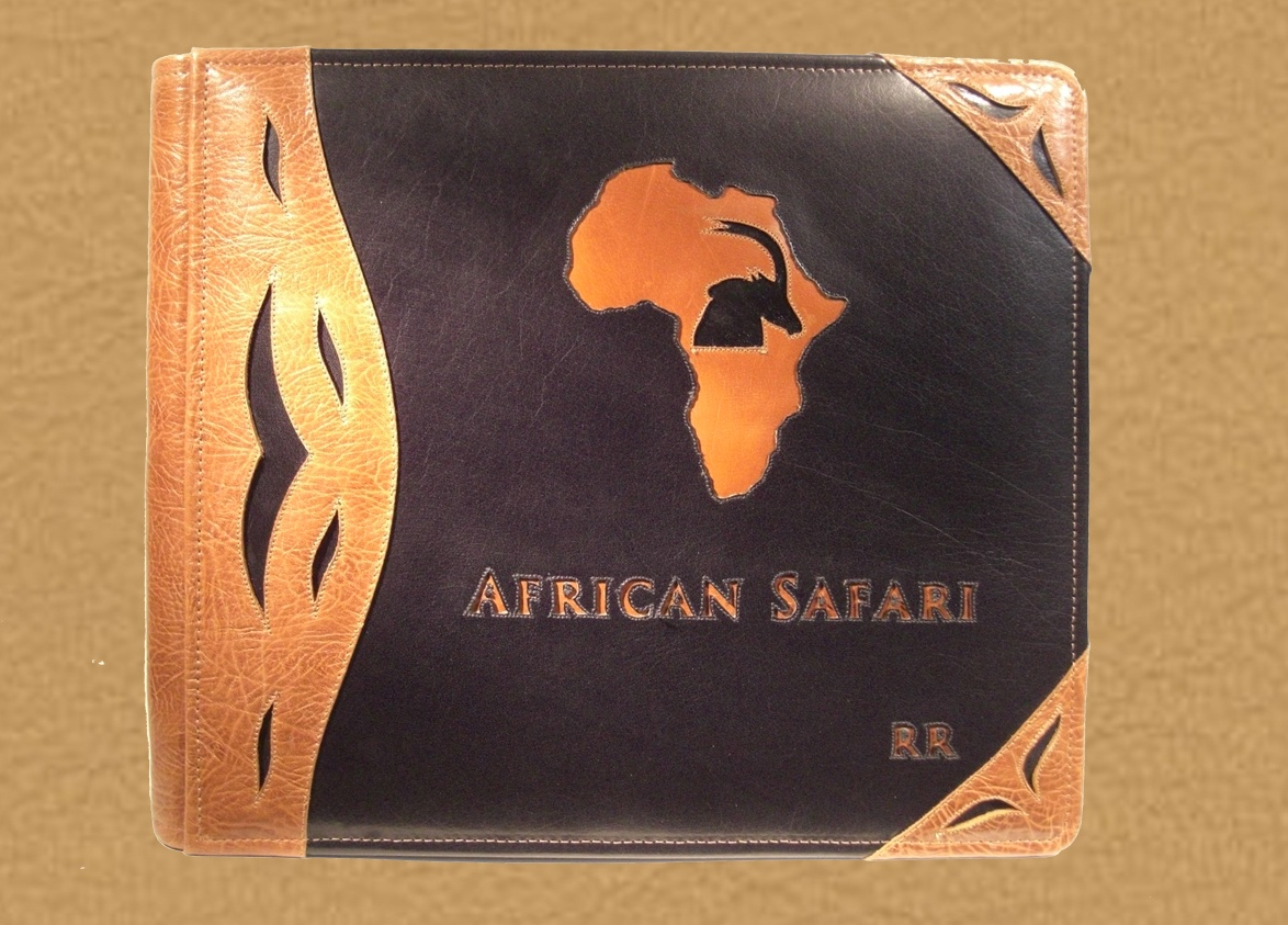 Safari Photo Album